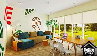 Robinsons Land Gateway Regency Studios Pioneer Mandaluyong Condo Amenities