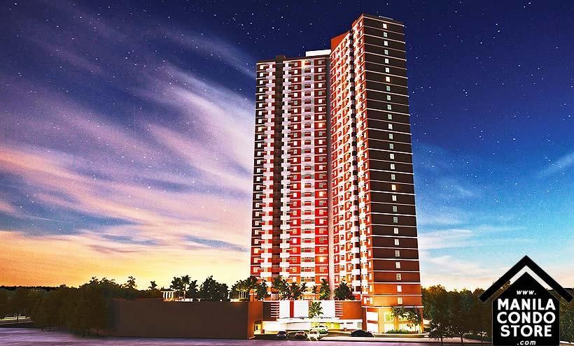 Robinsons Land Gateway Regency Studios Pioneer Mandaluyong Condo Building Facade