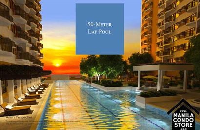 Robinsons Residences Radiance Manila Bay Pasay Condo Amenities