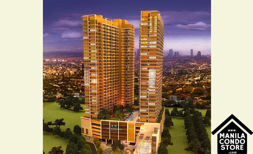 Robinsons Residences Radiance Manila Bay Pasay Condo Building Facade