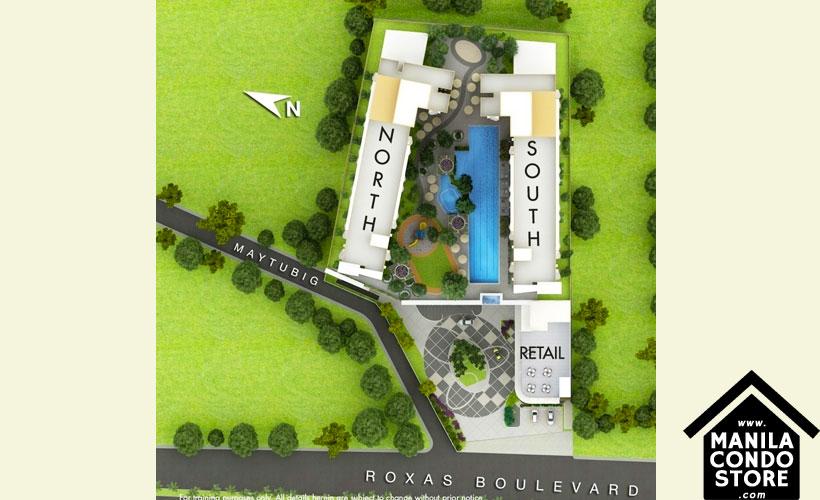 Robinsons Residences Radiance Manila Bay Pasay Condo Site Development Plan