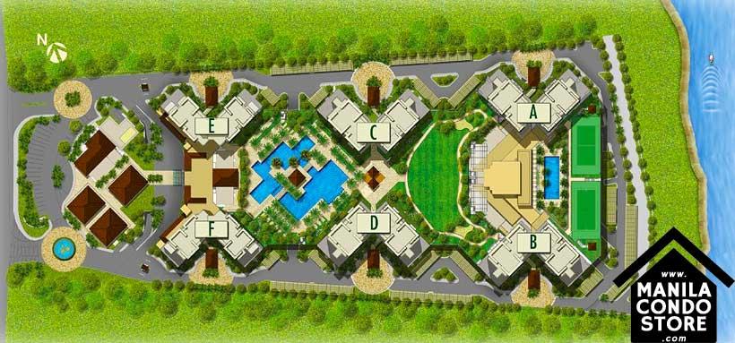 Rockwell Land The Grove C5 Ortigas Pasig Condo Site Development Plan