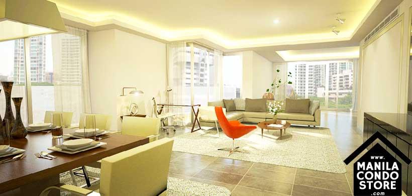 Rockwell PROSCENIUM Residences Makati Condo Model Unit