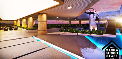 SMDC AIR Residences Ayala Extension Makati Condo Amenity