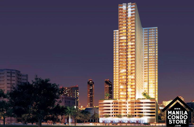 SMDC BREEZE Residences Roxas Boulevard Pasay Condo Building Facade
