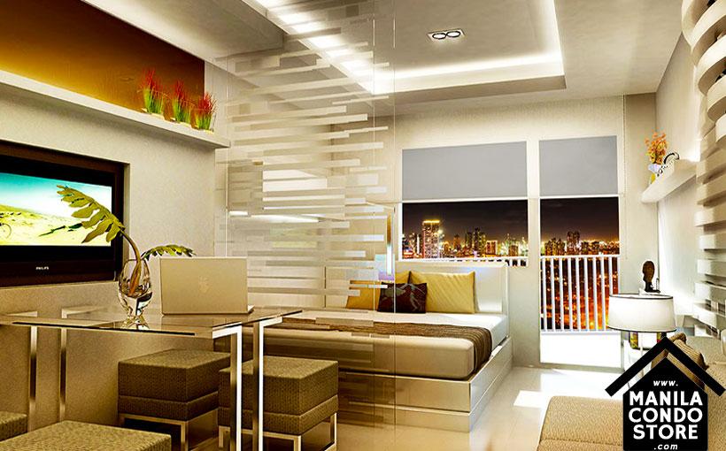 SMDC BREEZE Residences Roxas Boulevard Pasay Condo Model Unit
