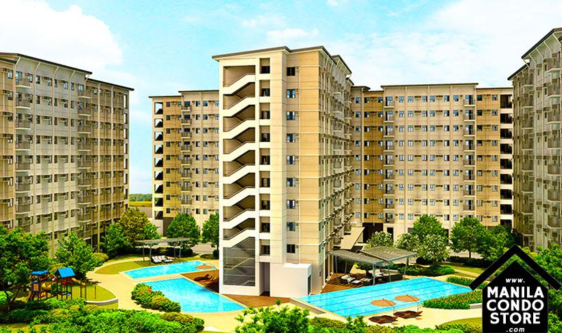 SMDC Charm Residences Felix Avenue Cainta Condo Building Facade