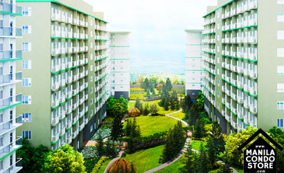 SMDC COOL SUITES Taal Tagaytay City Condo Amenity