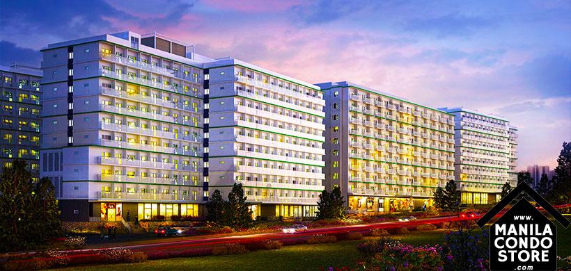 SMDC COOL SUITES Taal Tagaytay City Condo Building Facade