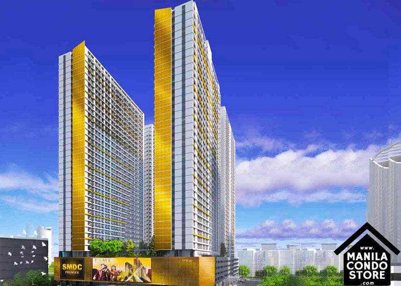 SMDC Fame Residences EDSA Shaw Mandaluyong Condo Building Facade