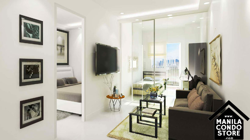 SMDC FIELD Residences Sucat Paranaque Condo Model Unit