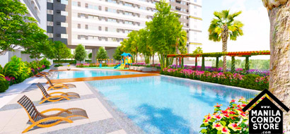 SMDC GLAM Residences EDSA South Triangle Quezon City Condo Amenity