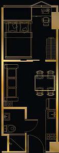 SMDC Gold Residences Sucat Paranaque Airport Condo 1-bedroom unit