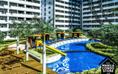 SMDC GRACE Residences Taguig Affordable Condo Amenity