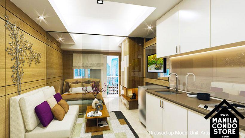 SMDC GRACE Residences Taguig Affordable Condo Model Unit