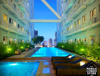SMDC GREEN Residences De La Salle University Taft Manila Condo Amenity