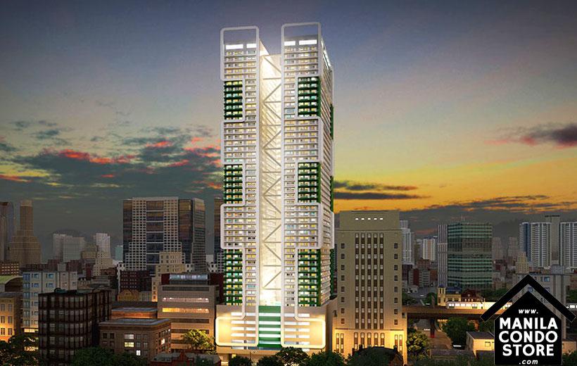 SMDC GREEN Residences De La Salle University Taft Manila Condo Building Facade