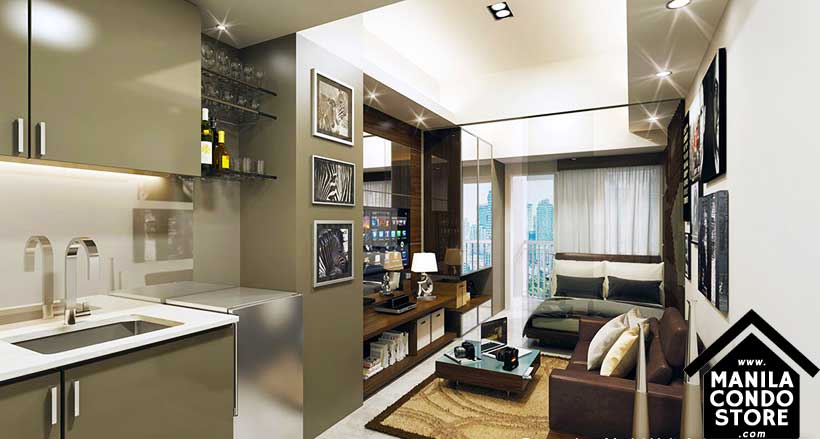 SMDC JAZZ Residences Bel Air Makati Condo Model Unit