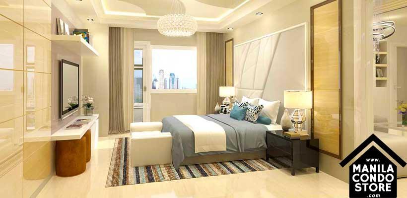 SMDC LIGHT 2 Residences MRT EDSA Boni Mandaluyong Condo Model Unit