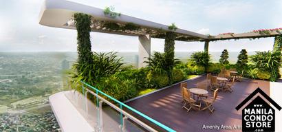 SMDC LUSH Residences San Antonio Makati Condo Amenity