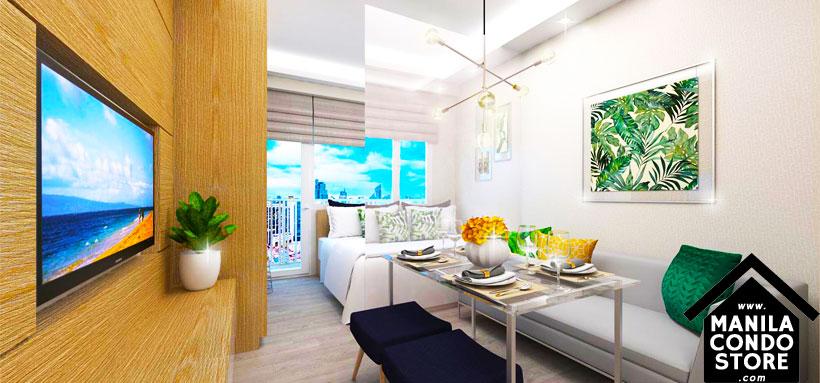 SMDC LUSH Residences San Antonio Makati Condo Model Unit