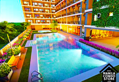 SMDC RED Residences Chino Roces Makati Condo Amenity