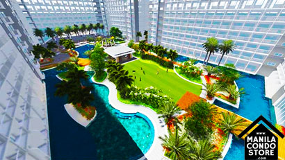 SMDC SHORE Residences Mall of Asia Condo Amenity