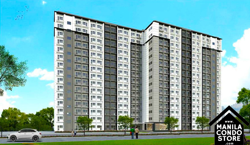 SMDC South 2 Residences Southmall Las Pinas Condo Building Facade