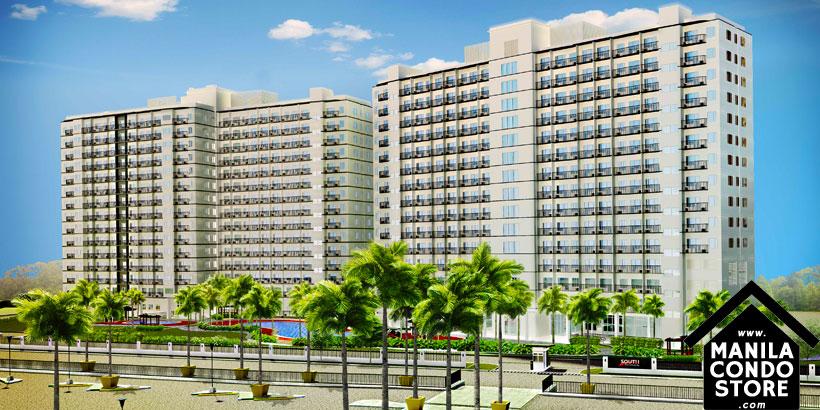 SMDC SOUTH Residences Southmall Las Pinas Condo Building Facade