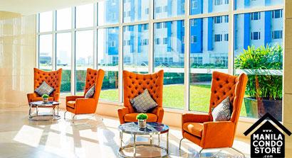 SMDC SUN Residences Welcome Rotonda UST Manila Condo Amenity