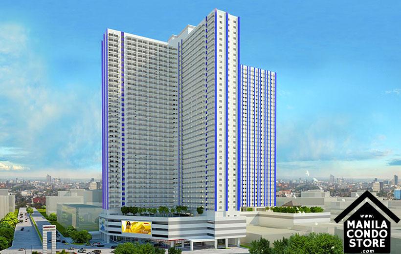 SMDC SUN Residences Welcome Rotonda UST Manila Condo Building Facade
