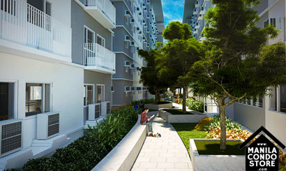 SMDC TREES Residences Fairview Quezon City Condo Amenity