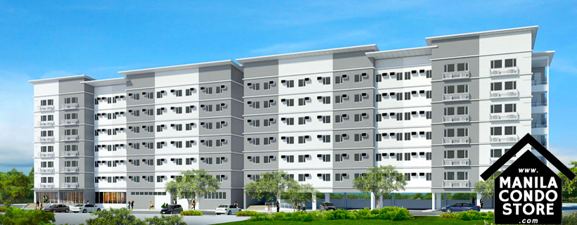 SMDC TREES Residences Fairview Quezon City Condo Building Facade