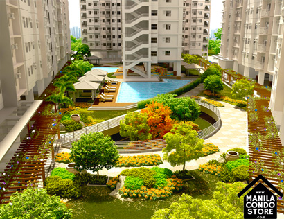 SMDC VINE Residences Novaliches Quezon City Condo Amenity