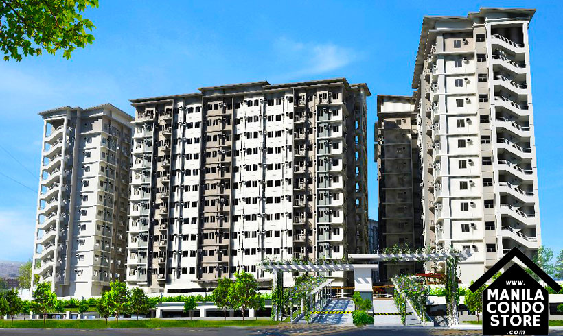 SMDC VINE Residences Novaliches Quezon City Condo Building Facade