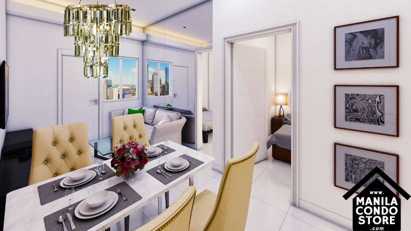 SMDC VINE Residences Novaliches Quezon City Condo Model Unit
