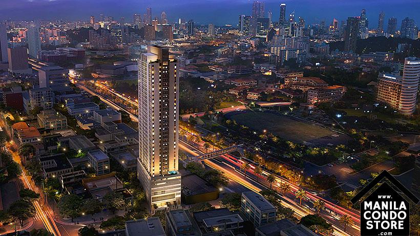 Torre Lorenzo Loyola Heights Quezon City Condo Building Facade