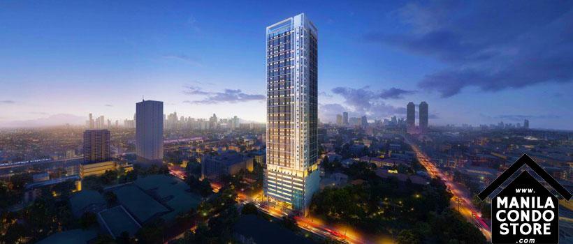 Torre Lorenzo Malate University Manila City Condo Building Facade