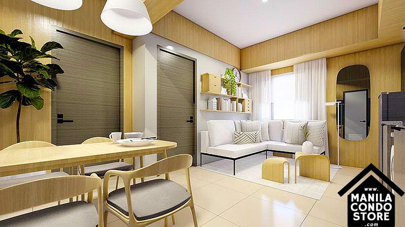 Torre Lorenzo Malate University Manila City Condo Model Unit