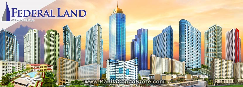 Federal Land Manila Condo Store