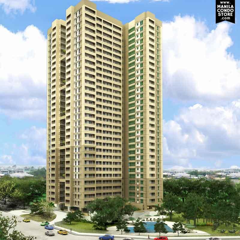 DMCI Homes Illumina Residences Sta Mesa Manila Condo Building Facade