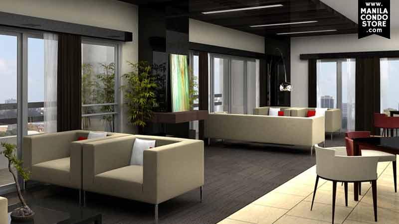 DMCI Homes Illumina Residences Sta Mesa Manila Condo Sky Lounge