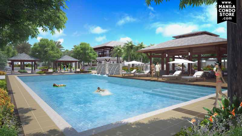 DMCI Homes Zinnia Towers Balintawak Quezon City Condo Lap Pool