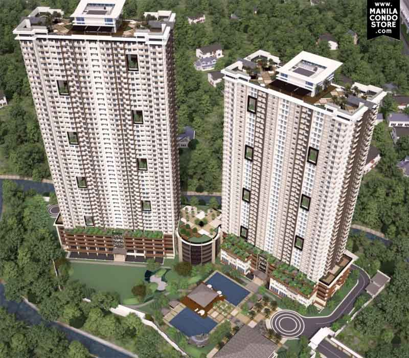 DMCI Homes Zinnia Towers Balintawak Quezon City Condo Site Development Plan