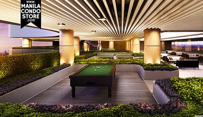 SMDC Air Residences Makati Condo Billiards