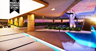 SMDC Air Residences Makati Condo Lounge