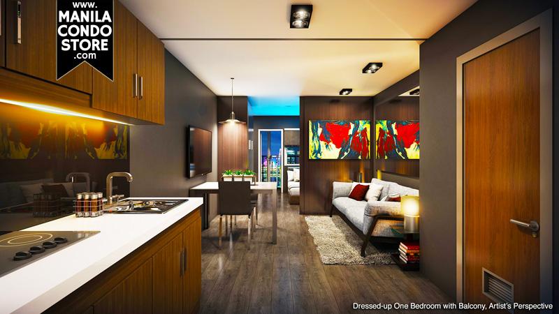 SMDC Air Residences Makati Condo Model Unit
