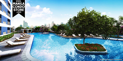 SMDC Air Residences Makati Condo Pool