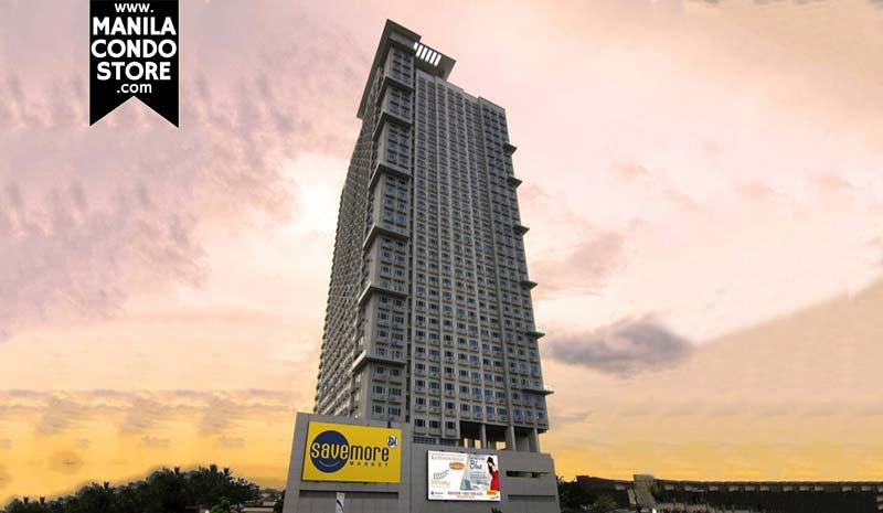 SMDC Berkeley Residences Quezon City Condo Building Facade
