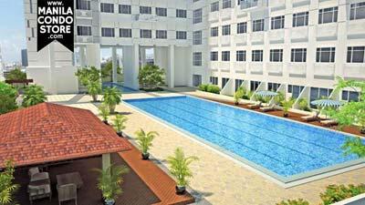 SMDC Berkeley Residences Quezon City Condo Pool